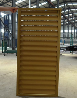 Air Conditioning Louver/Aluminium Shutter/Jalousie/Blind Window/Window-Blinds pictures & photos