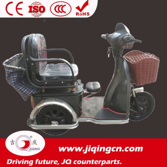 48V 14 Inch Folded Electro Tricycle pictures & photos