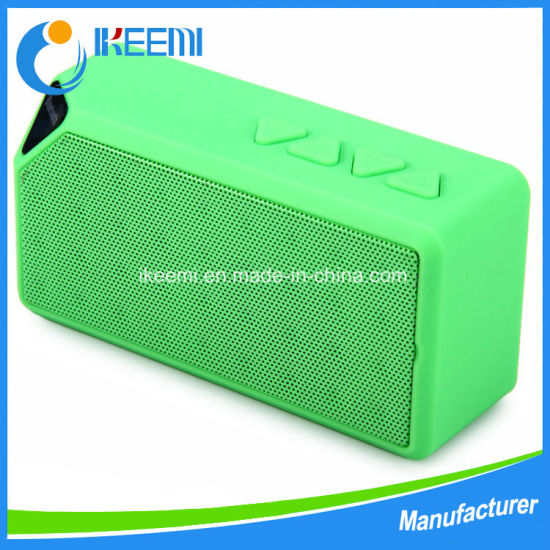 New Portable Stereo Mini Wireless Bluetooth Audio Sound Speaker pictures & photos