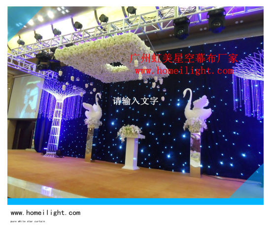 Flexible RGB LED Star Display for Events Decoration pictures & photos
