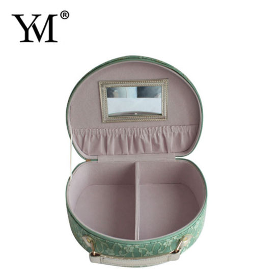 Promotional Wholesale Luxury Small Mirrored Jewelry Box pictures & photos