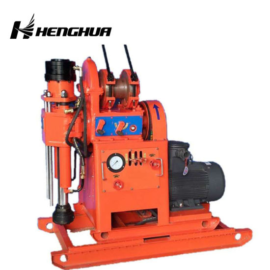 High Quality Anchoring Drilling Rig Spare Parts Water Well Rotary Drilling Rig for Sale