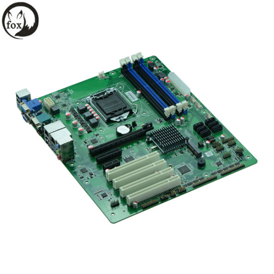 Industrial Motherboard with LGA1150 H87, 1*VGA, 1*DVI, 2*82583V LAN, 10  USB, 10 COM