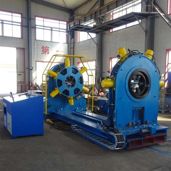 Lxj-400/100 Fully Rotational Make-up and Breakout Machine