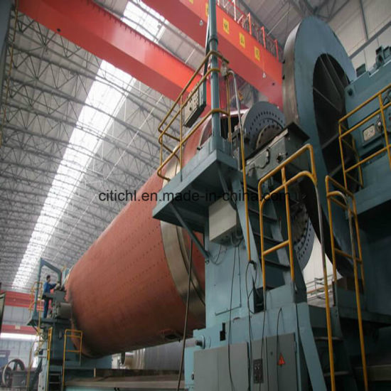 Gold Mining or Clinke Grinding Ball Mill pictures & photos