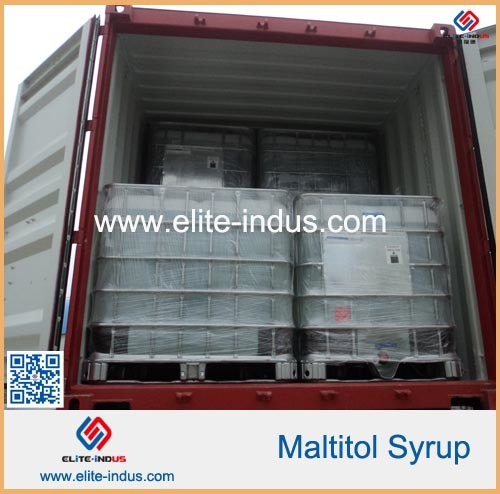 Healthy Sweetener Maltitol/Maltitol Powder/Maltitol Syrup/ Maltitol Sweetener/Liquid Maltitol pictures & photos