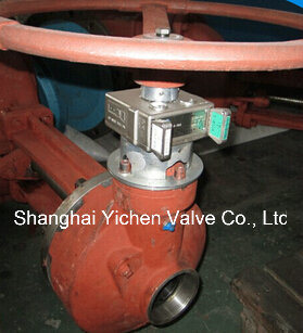 Mechanical Manual Gear Operated Gate Valve with Interlock pictures & photos