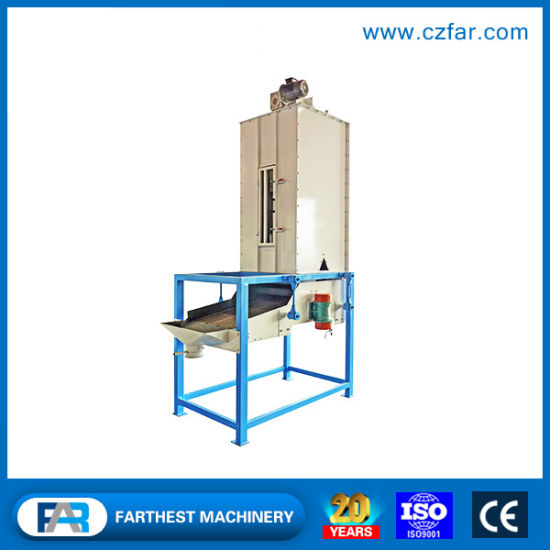 Cooling Sifter Machine for Animal Feed Pellet pictures & photos