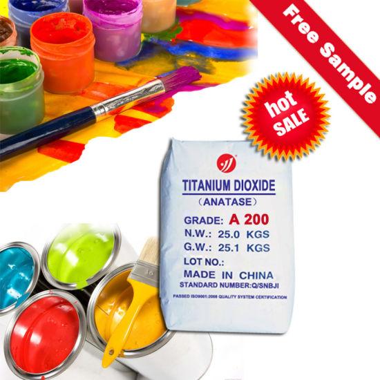 China E171 Standrad Titanium Dioxide Food Grade A200 Price - China ...