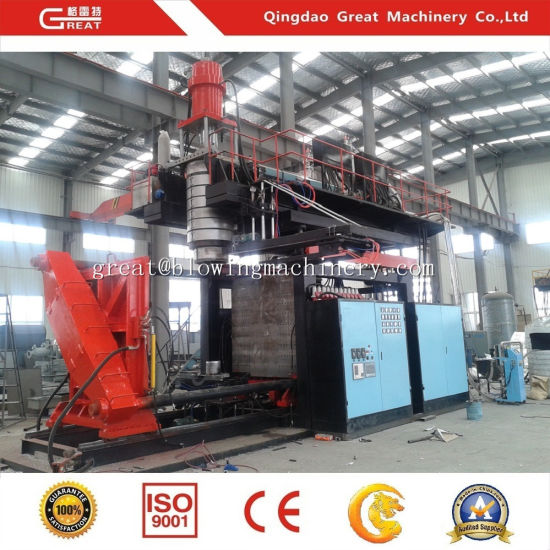 10000L-5 Layers Large Plastic Blow Molding Machine/Blowing Moulding Machiery pictures & photos