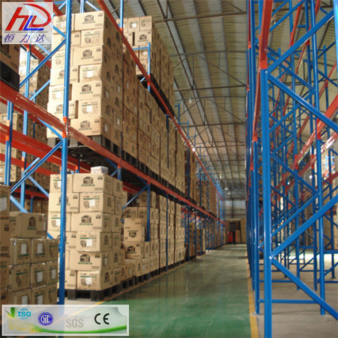 Warehouse Storage Selective Pallet Metal Shelf Racking pictures & photos