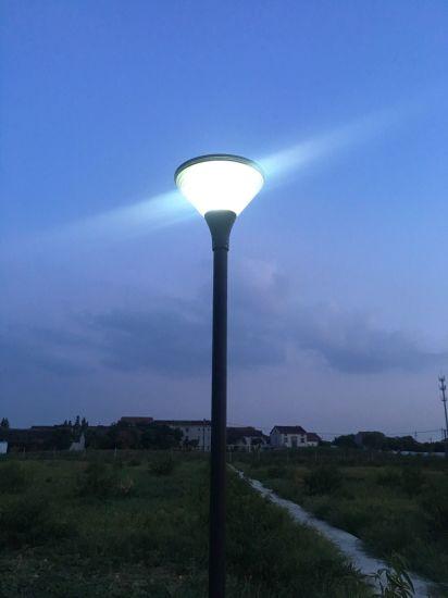 12W Solar LED Light for Both Garden and Street