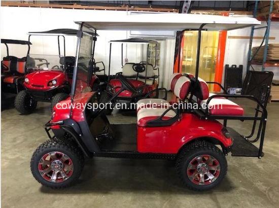 Top Selling New Original Ezgo Express S4 Ho Electric Golf Cart