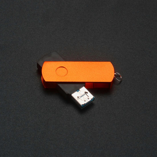 Metal Swivel 64GB USB3.0 OTG Android Flash Drive China Factory pictures & photos