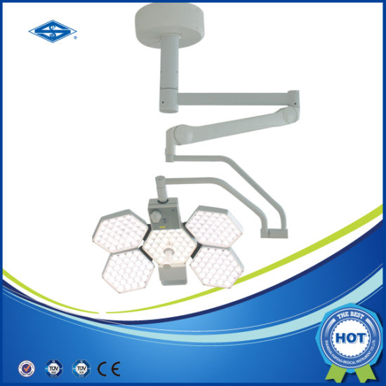 Low Price 160, 000lux LED Operating Theatre Light (SY02-LED5) pictures & photos