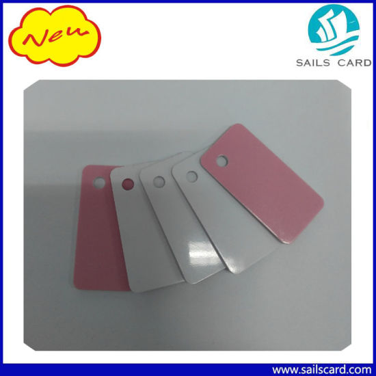 13.56MHz Printable Anti-Theft RFID Jewellery Tag pictures & photos