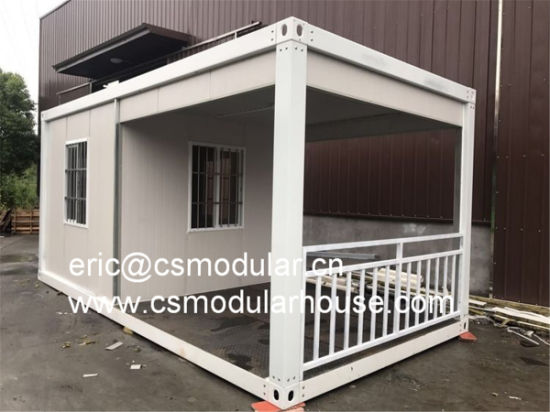 China Supply Low Cost 20ft 40ft Container House Prefabricated Luxury