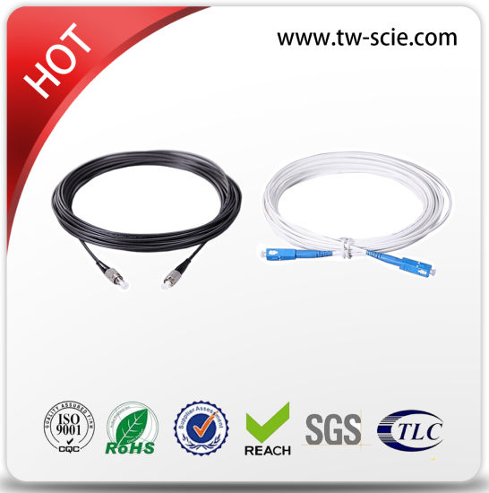 Sc/Upc Singlemode Multimode Simplex Duplex Fiber Optic Patch Cord pictures & photos