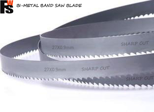 M51 Bimetal Band Saw Blade 27X0.9X4/6t for Steel Bar Cutting. pictures & photos