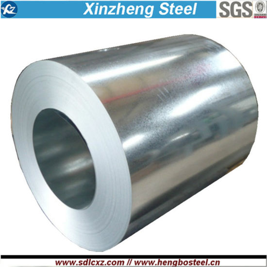 0.13mm 1.5mm Building Material Gi Sgch Construction Galvanized Steel