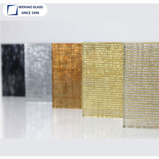 Tinted Float/Wired/Laminated Glass for Building Glass