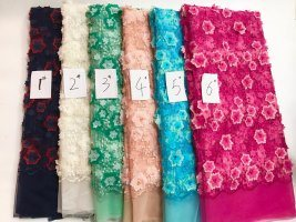 Fashion Lace Accessories of 100% Polyster