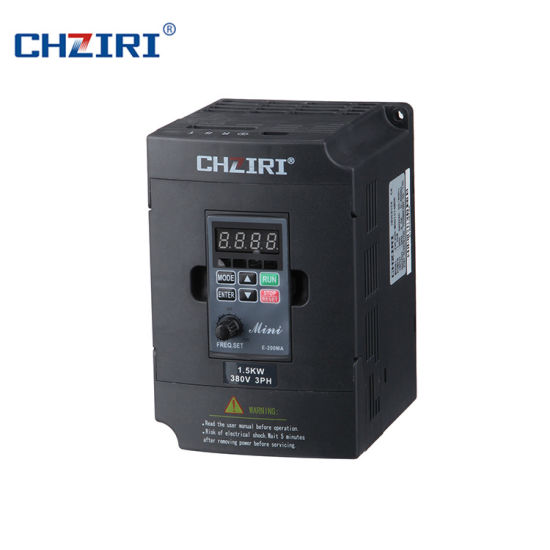 Chziri Variable Frequency Drive Zvf9V-G0075t4mdr CCC Ce Approved