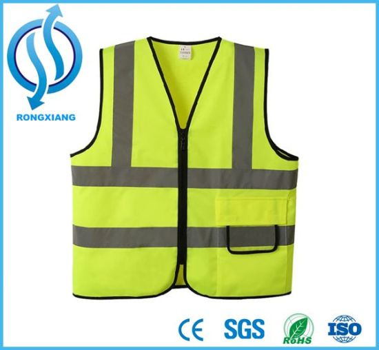 Security & Protection Customizable Reflective Crystal Lattice Construction Traffic Road Safety Mesh Vest With Free Logo Printing Free Shipping Workplace Safety Supplies