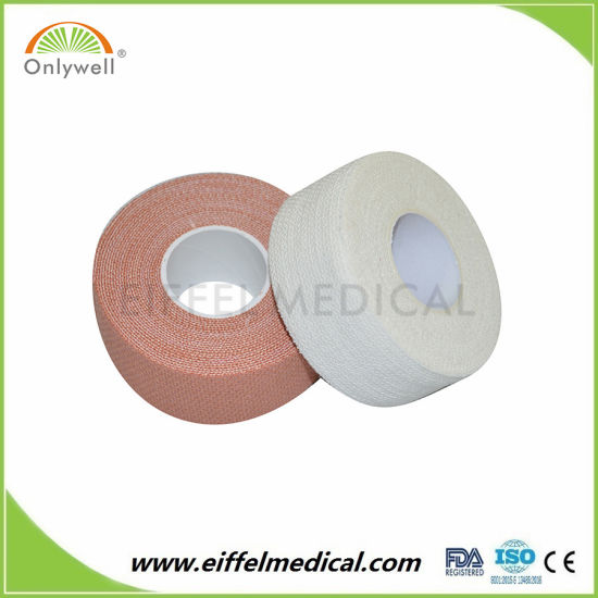 Heavy Compression Elastic Adhesive Bandage Cotton Eab Sports Tape