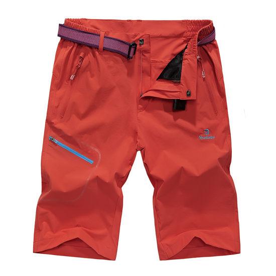 New Style Unisex's Sports Short Style Hiking Pants Wholesale