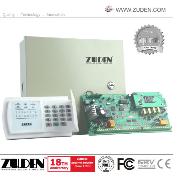 Wired & Wireless Security Alarm for Commercial and Industrial Usage pictures & photos
