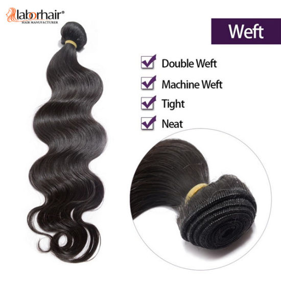 Factory Price Good Quality Unprocessed Brazilian Hair Extensions 100% Human Hair pictures & photos