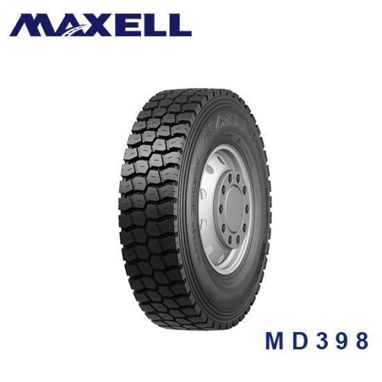 All Steel Radial for Heavy Duty Truck TBR Tyre for 315/80r22.5 of 20 Pr Rating Maxell