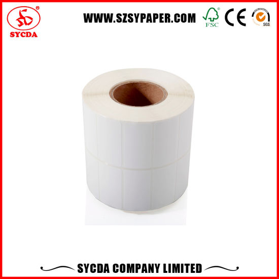 Widely Used Printing Label Thermal Adhesive Sticker pictures & photos