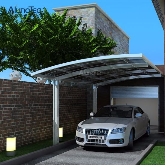 China Home Car Parking Awning System China Aluminum Carport Pc
