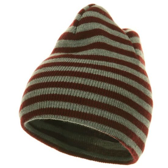 Custom 3D Embroidery Patch Knitted Slouch Beanie Man Women Sports Winter Hat 3ee1142b2805