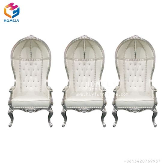 China Wholesale Wedding King And Queen Throne Chairs For Sale
