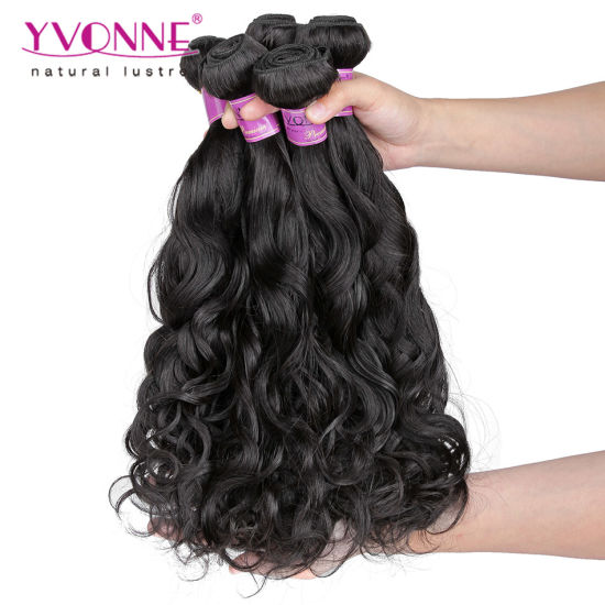 Wholesale Brazilian Virgin Hair Remy Human Hair Extension pictures & photos