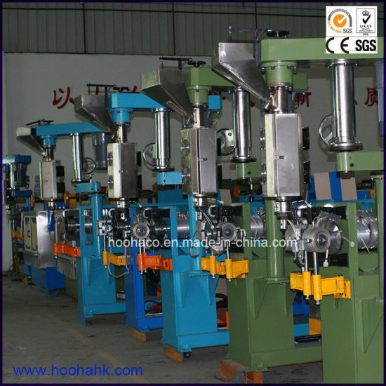 Energy Wire Cable Extrusion Line pictures & photos
