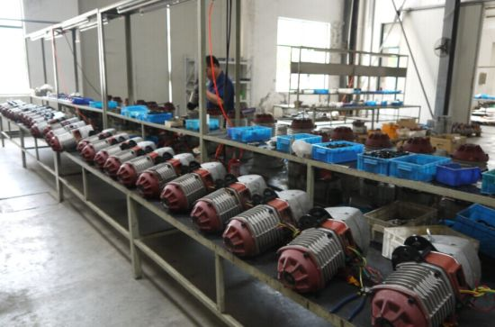3ton Motorized Trolley Type Electric Chain Hoist pictures & photos