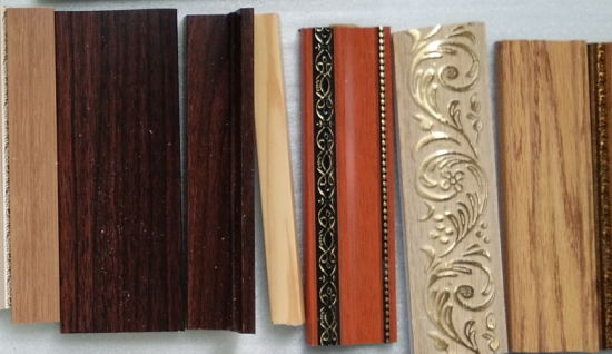 PS Decorative Moulding, Polystyrene Plastic Molding for Interior Decoration