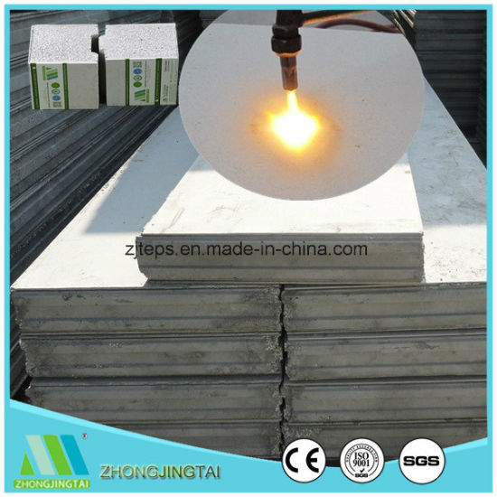 Lightweight EPS Cement Sandwich Panel for Internal and Exterior Walls pictures & photos