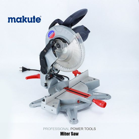 1800W High Quality Hot Sale Electric Power Tools Miter Saw (MS002) pictures & photos