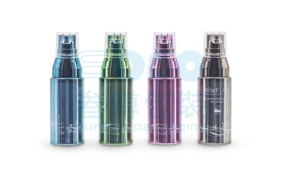 30ml Pet Cosmetic Packaging Pump Lotion Essential Bottle Cosmetic Bottle