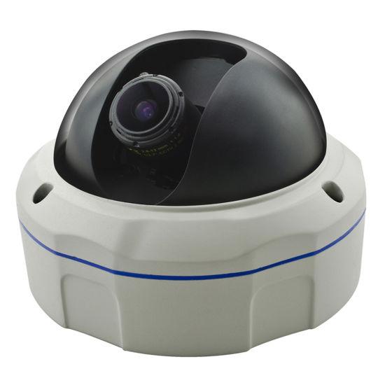 5 Megapixels Vandal-Proof CMOS IP Digital CCTV Surveillance Camera