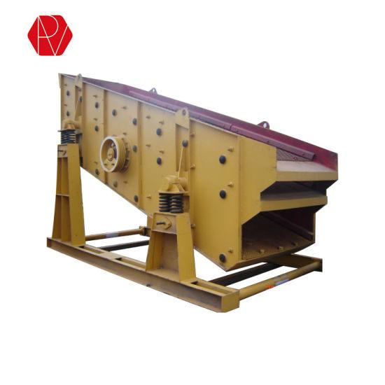 Crushing Equipment Double Three Four Deck Rotary Circular Yk Stone Vibrating Screen