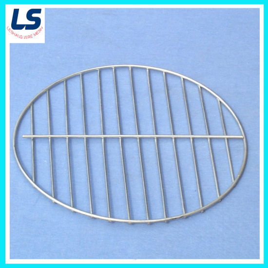 China Galvanized BBQ Grill Wire Mesh Used for Camp - China
