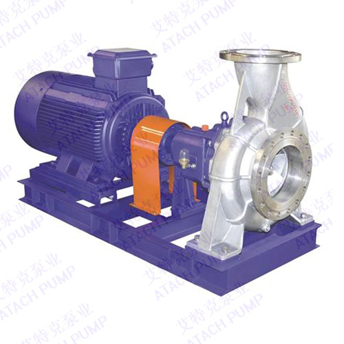 Ih40-32-125 Stainless Steel Chemical Centrifugal Pump pictures & photos