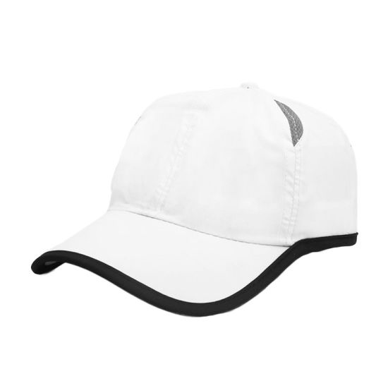 575a4979 China Whole Polyester Microfiber Dri Fit Hat Sport Running Caps