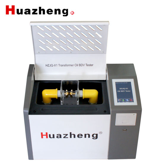 China Suppliers (0-80KV) Automatic Transformer Oil Dielectric Strength Insulating Oil Breakdown Voltage Bdv Tester Price